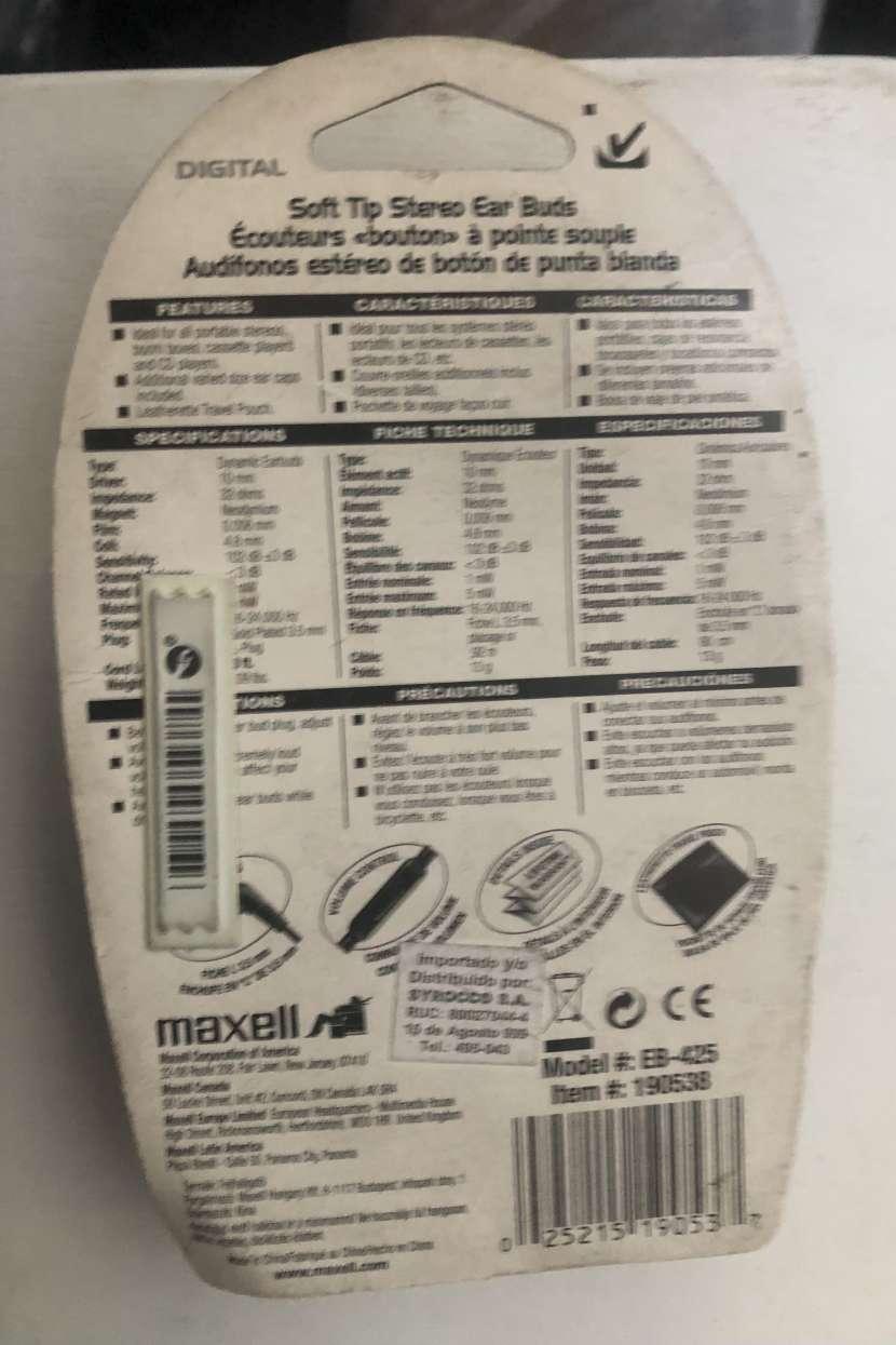 Auricular Maxell EB-425 - 1