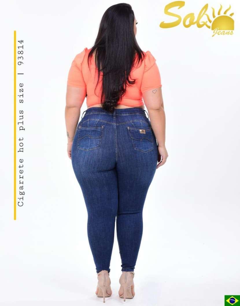 Jeans brasilero plus SOL93814 - 1