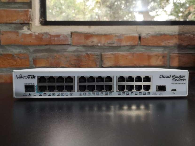 Mikrotik Cloud Router Swicht - 1