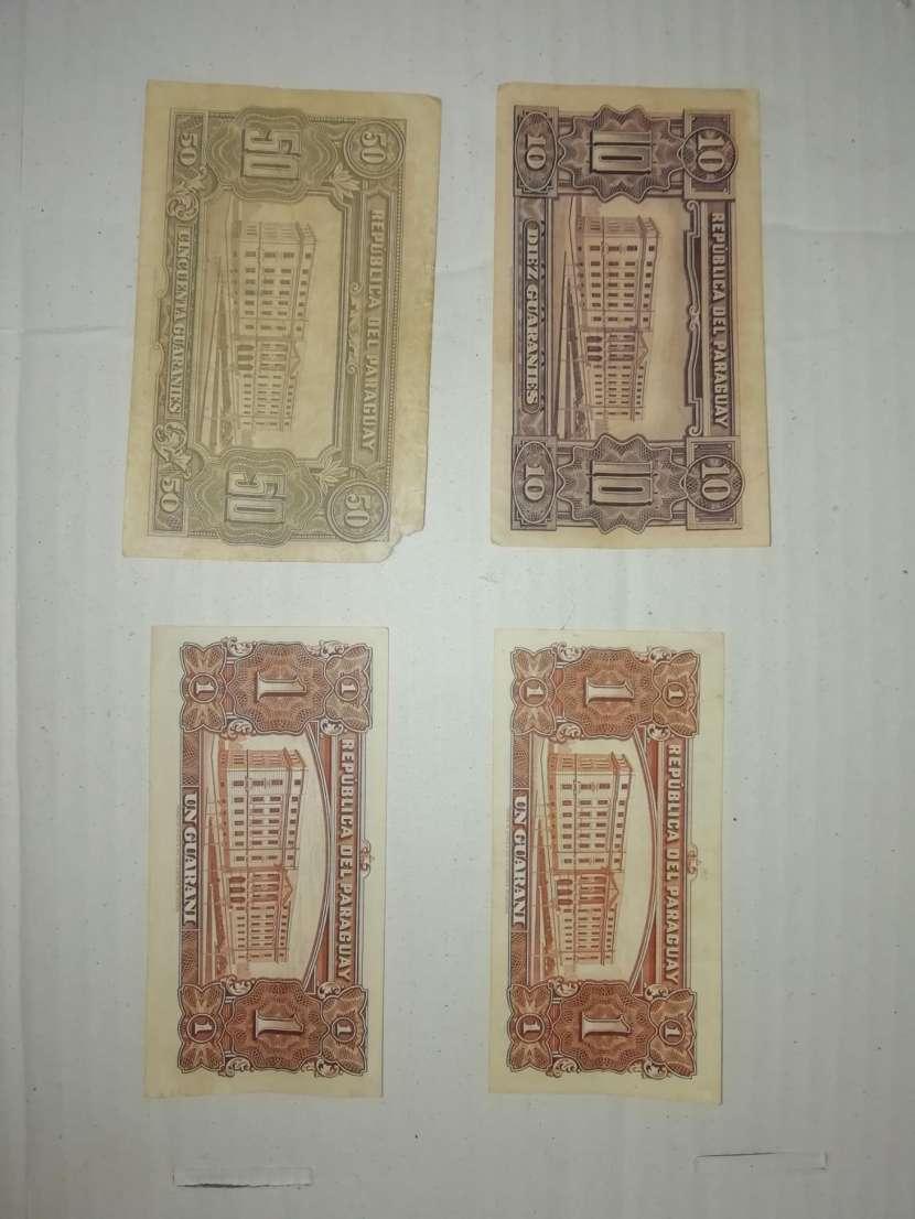 Billetes y monedas antiguas - 1