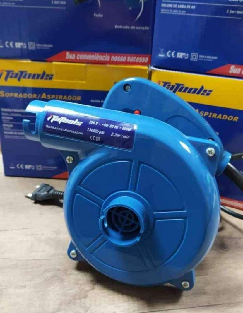 Sopladora y aspiradora 220V - 1