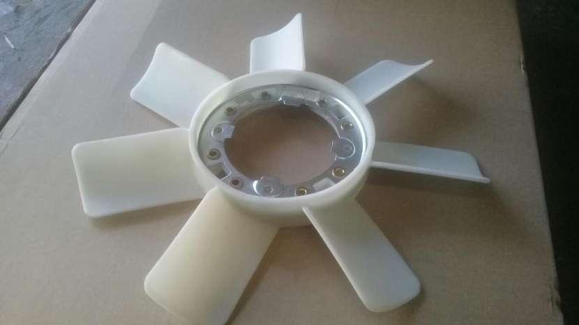 Aleta de ventilador para radiador de agua Toyota Land Cruiser - 3