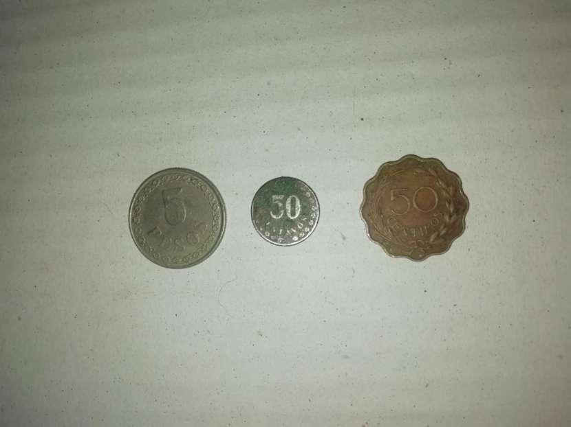 Billetes y monedas antiguas - 3