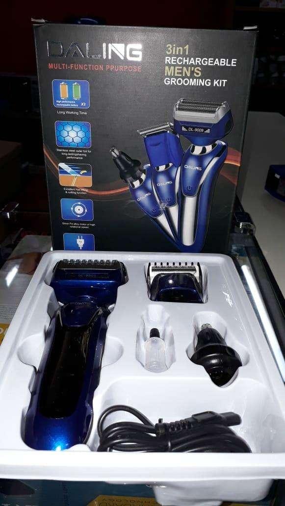 Afeitadora recargable - 3