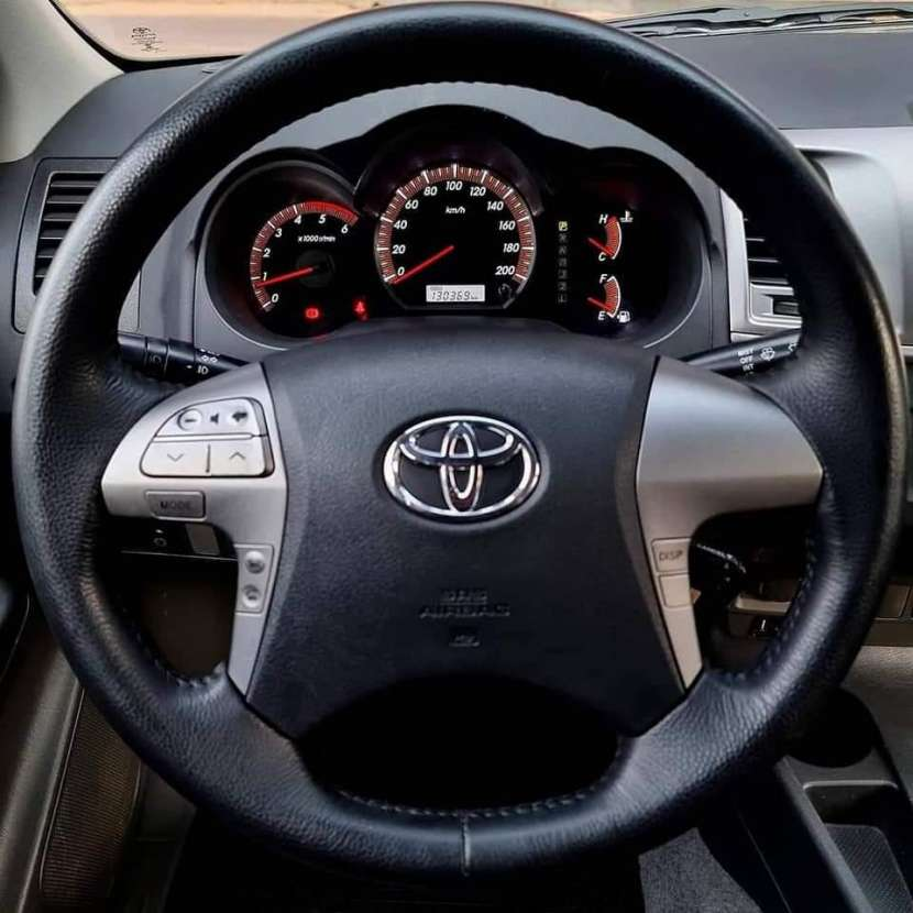 Toyota Hilux srv 2013 motor 3.0 turbo diésel intercooler automático 4x4 - 3
