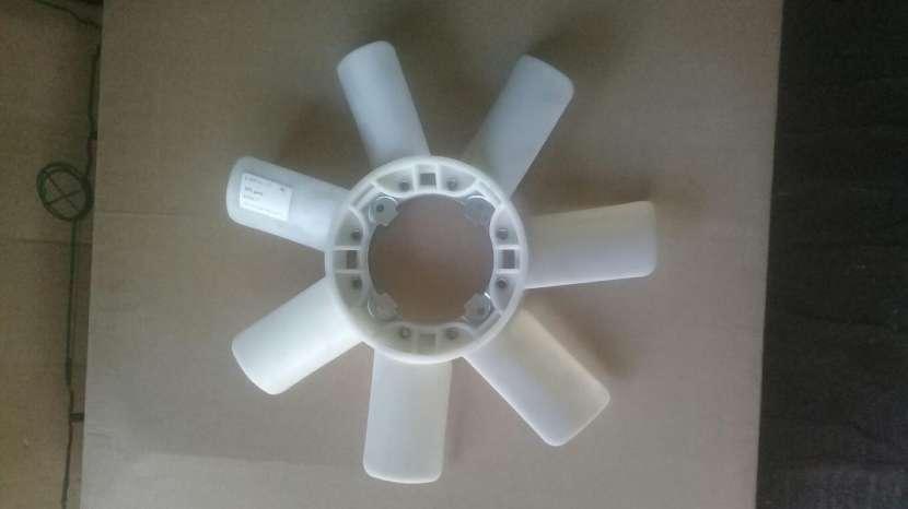 Aleta de ventilador para radiador de agua Toyota Land Cruiser - 5