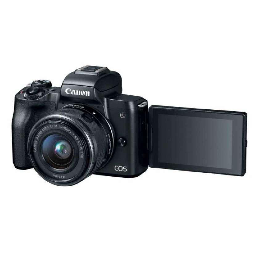 Cámara Canon Eos M50 MK II 15-45mm IS STM - 1