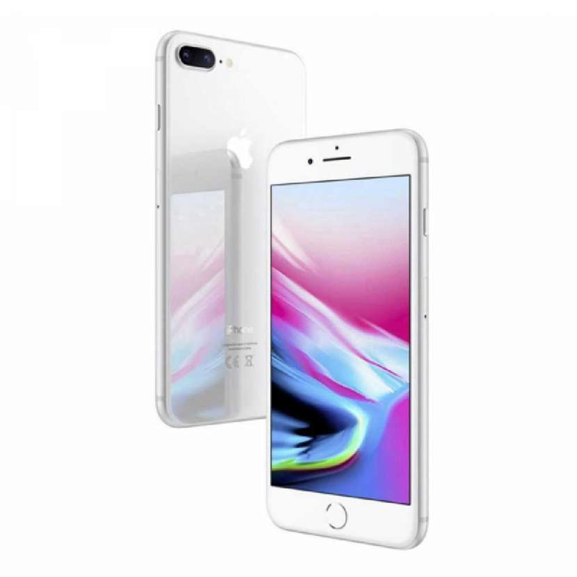 iPhone 8 Plus 64gb silver - 1