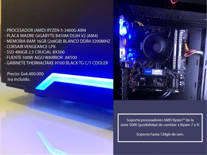 PC de escritorio - 5