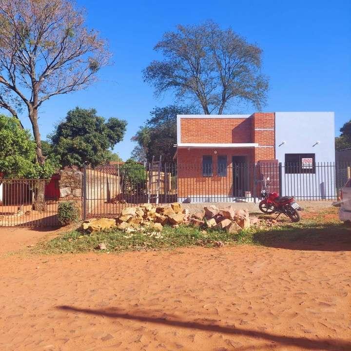 Casa a estrenar en Ñemby Barrio Caaguazú - 0