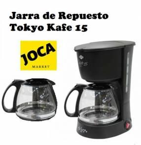 Jarra de repuesto para cafetera Tokyo Kafe15
