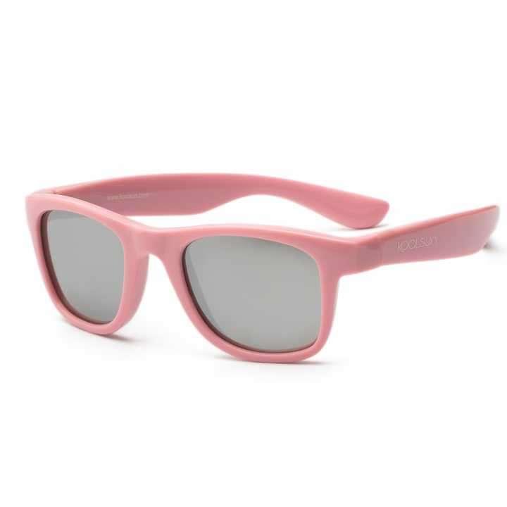 Lente de sol para niños Koolsun Wave Pink 1 a 5 años - 0