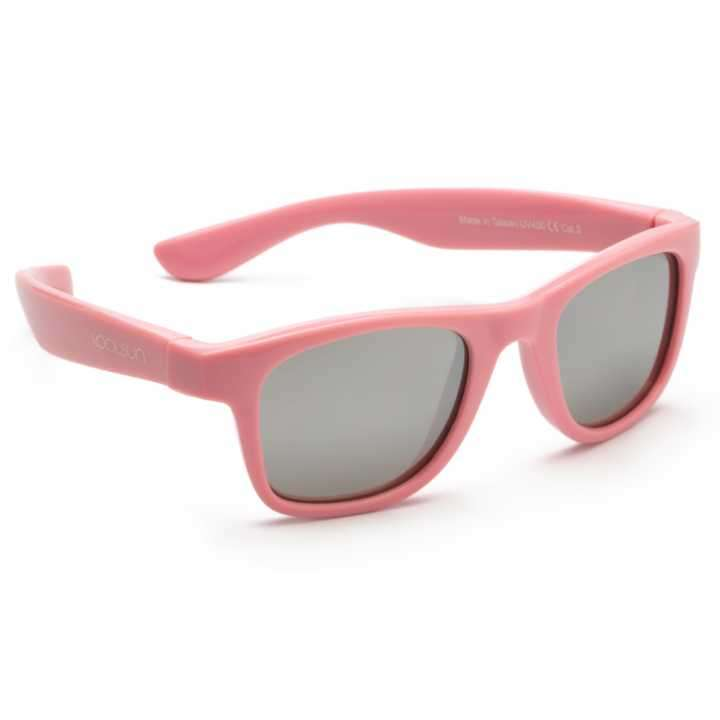 Lente de sol para niños Koolsun Wave Pink 1 a 5 años - 1
