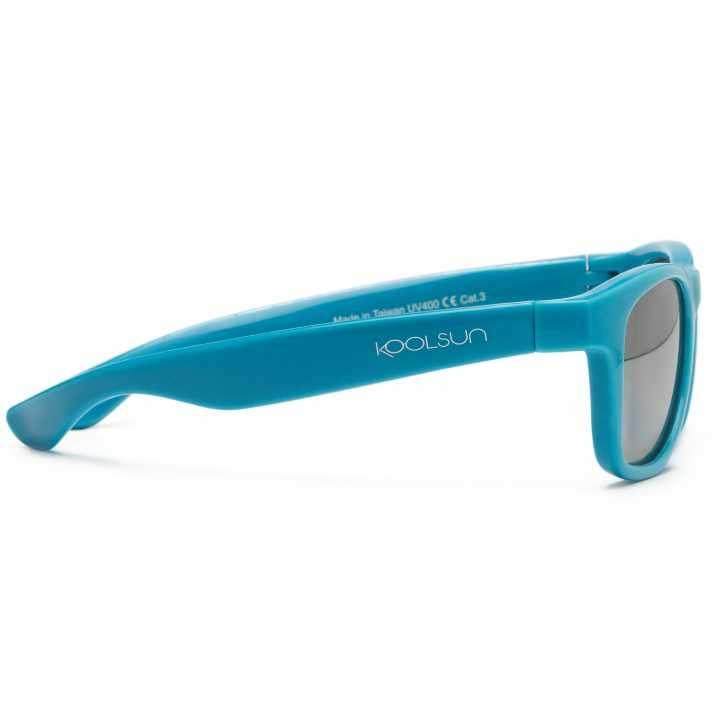 Lente de sol para niños Koolsun Wave azul cendre 1 a 5 años - 2