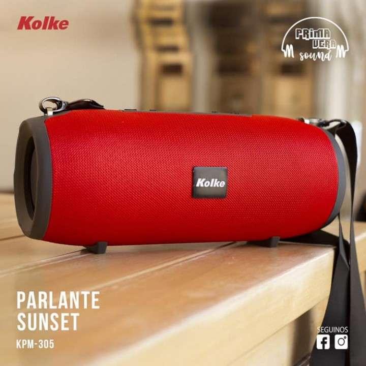 Parlante Kolke Sunset 2 Bluetooth 5.0 - 0