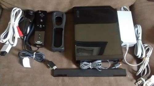 Nintendo Wii desbloqueado con juegos - 0
