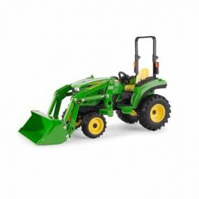 Tractor 2038R con cargador