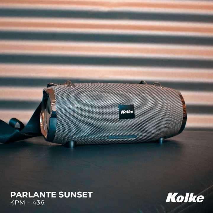 Parlante Kolke Sunset 2 Bluetooth 5.0 - 2
