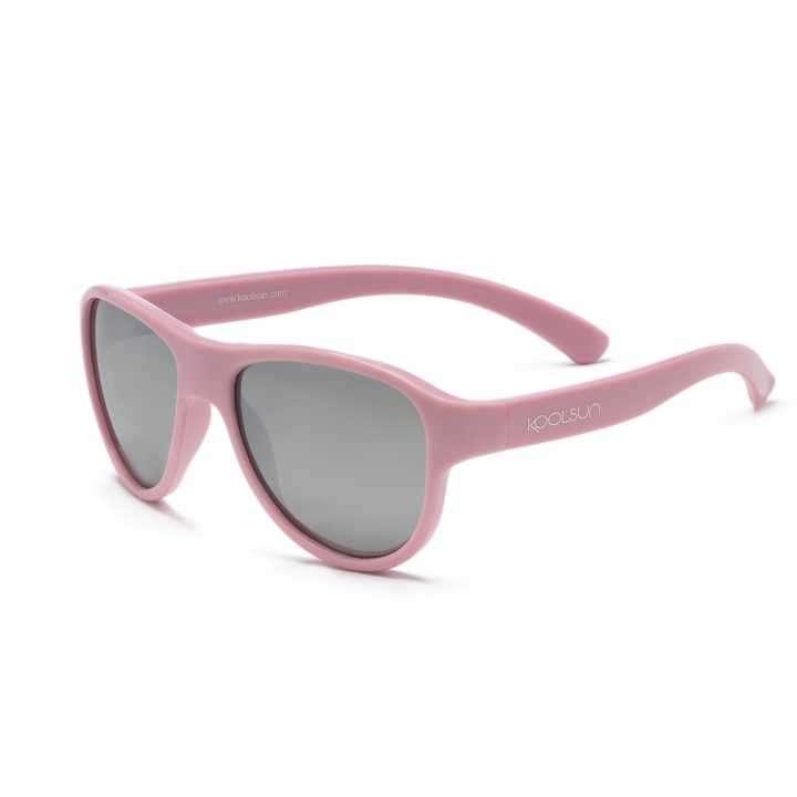 Anteojos para sol Koolsun Air color rosa 1 a 5 años - 0