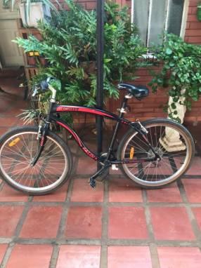Bicicleta Cruiser aro 26