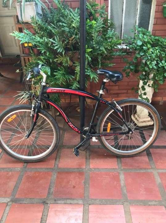 Bicicleta Cruiser aro 26 - 0