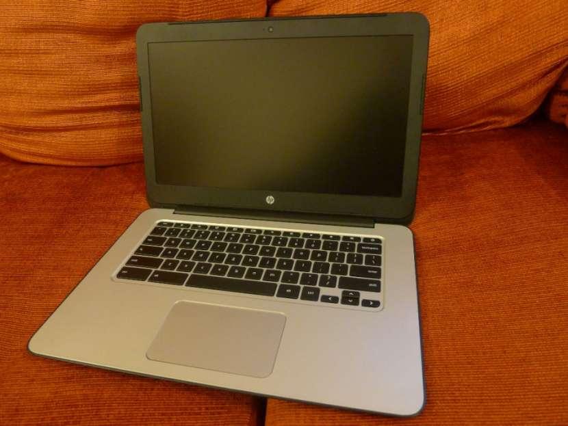 Notebook HP Chromebook 14 pulgadas 4ta generación - 0
