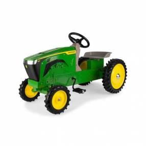 Tractor a pedal a escala John Deere 8R 410