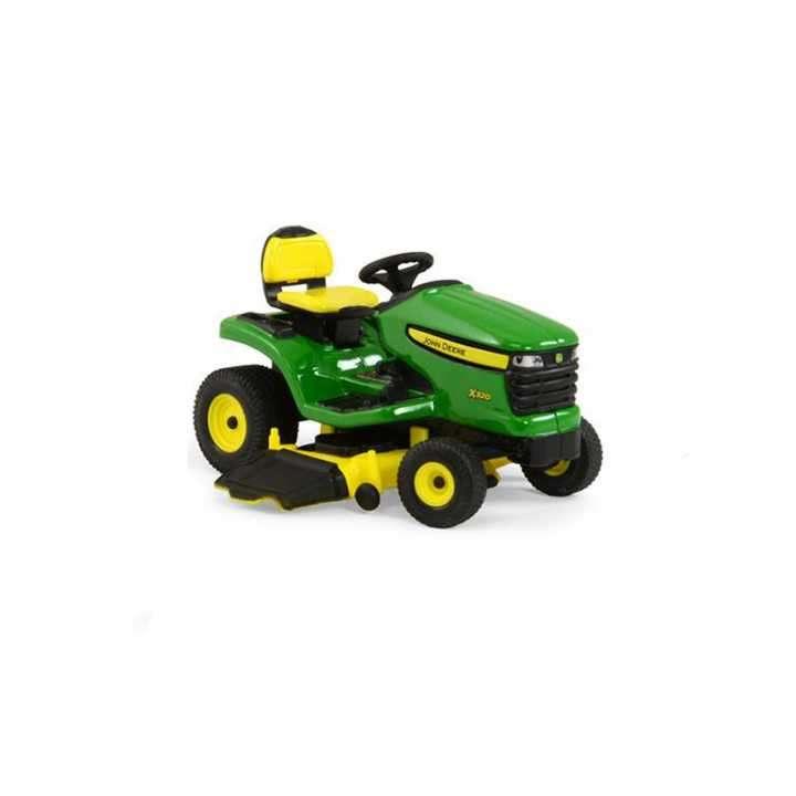 Tractor de jardín Jhon Deere X320 - 0