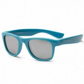 Lente de sol para niños Koolsun Wave azul cendre 1 a 5 años