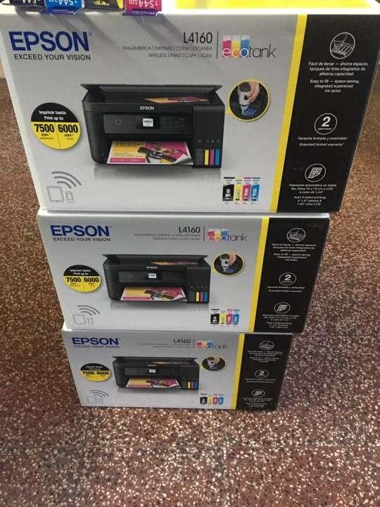 Impresora Epson L3110 con escáner - 0