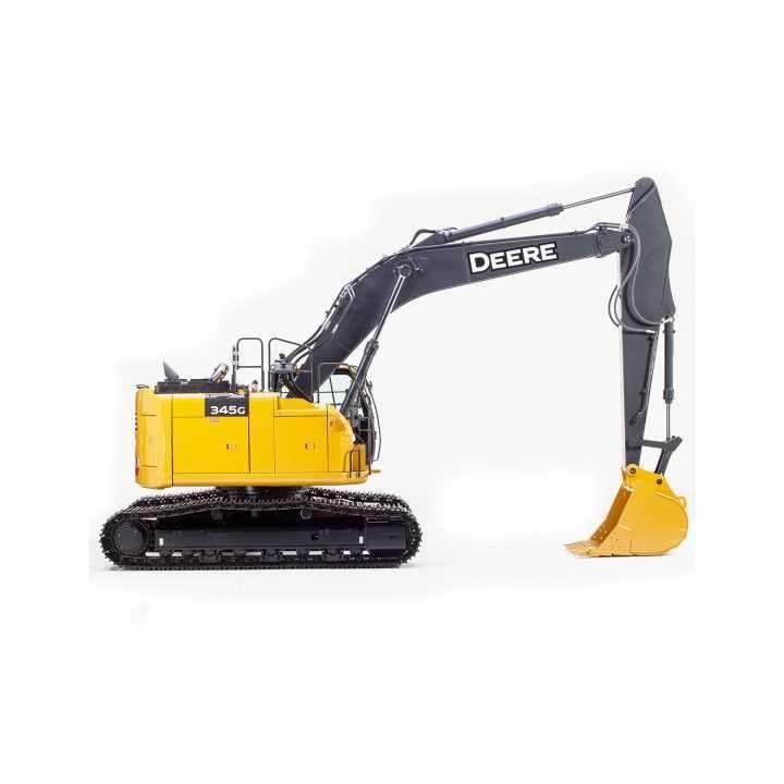 Excavadora 345G Jhon Deere coleccionable - 0