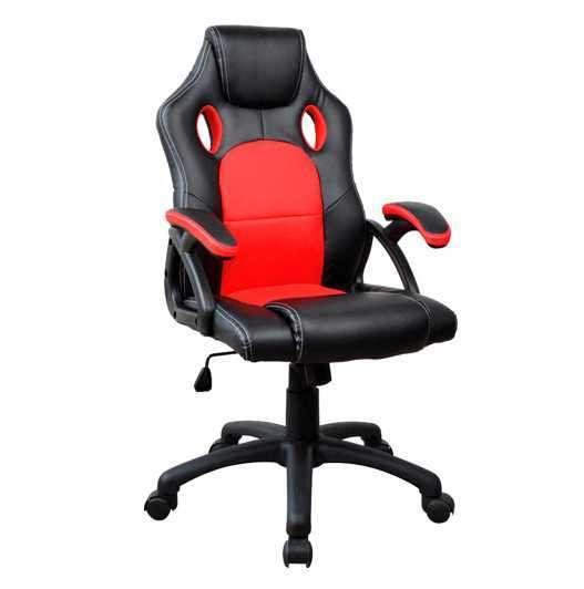 Silla gamer rojo negro 110 Kg (3100) - 0