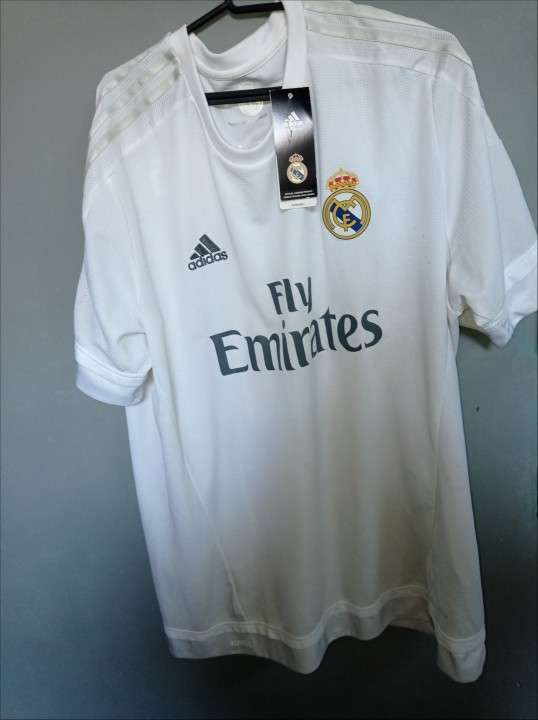 Camiseta del Real Madrid edición 2015/16 versión jugador - 0