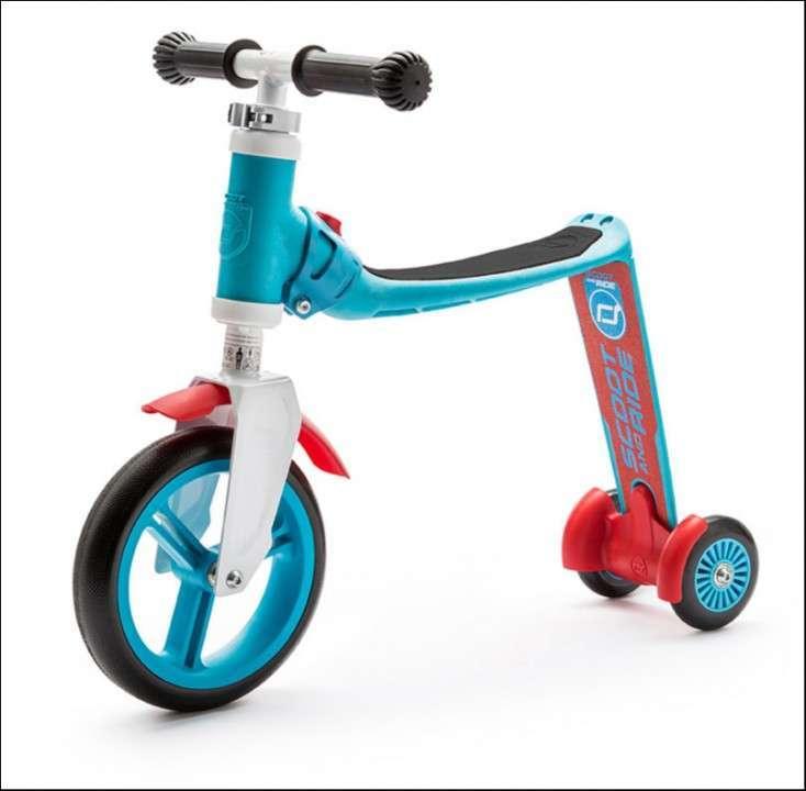 Monopatín 2 en 1 Highwaybaby Plus de Scoot And Ride - 2