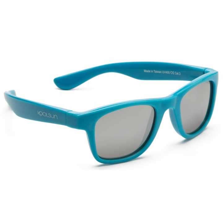 Lente de sol para niños Koolsun Wave azul cendre 1 a 5 años - 1