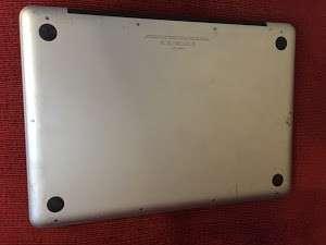 MacBook PRO (mid 2012) Core i5 2.5GHz 3 generación 4GB SSD 120GB - 2
