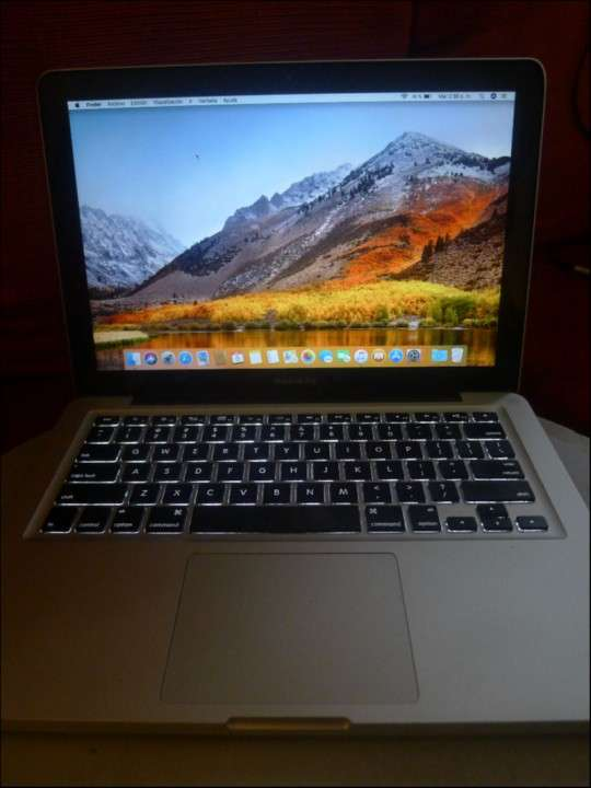 MacBook PRO (mid 2012) Core i5 2.5GHz 3 generación 4GB SSD 120GB - 0