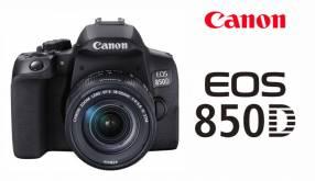 Cámara Canon EOS 850D Kit 18-55mm