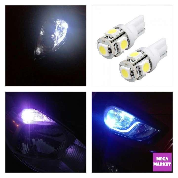 Foco led T10 para luz chica - 0