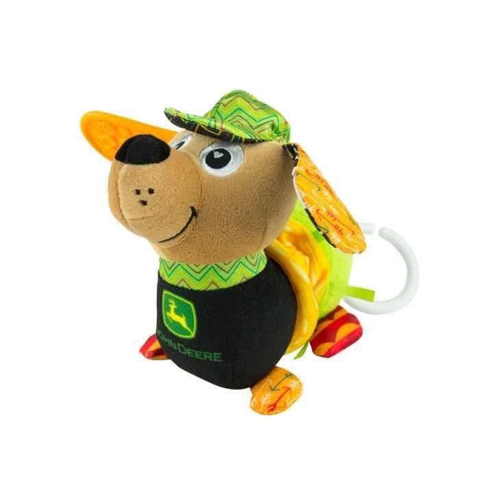Juguete perrito interactivo para bebé Jhon Deere - 0