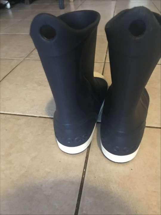 Botas de crocs - 0