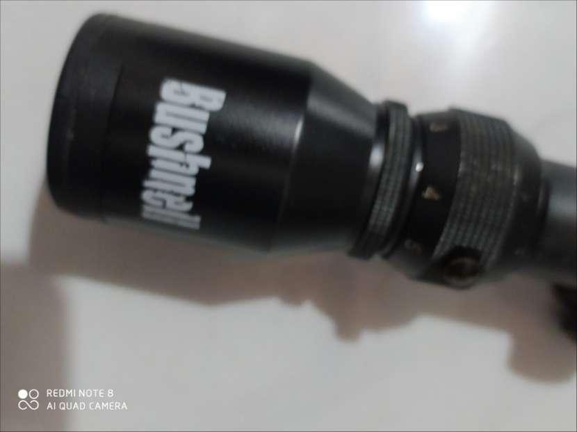 Mira telescópica Bushnell - 0