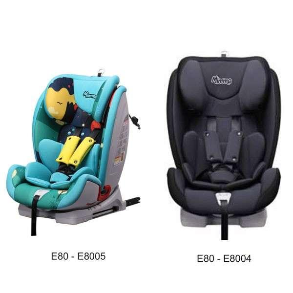Sillas para bebé Mimma para auto de 9 – 36 Kg con isofix - 0