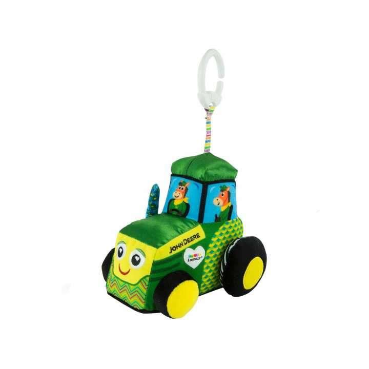 Tractor sonajero-accesorio para bebé - 0