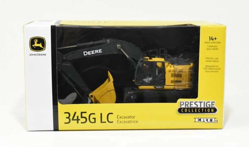 Excavadora 345G Jhon Deere coleccionable - 1