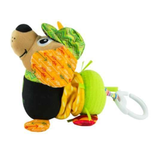 Juguete perrito interactivo para bebé John Deere - 1