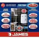 Termoducha instantáneo James Triton T70ZE - 1
