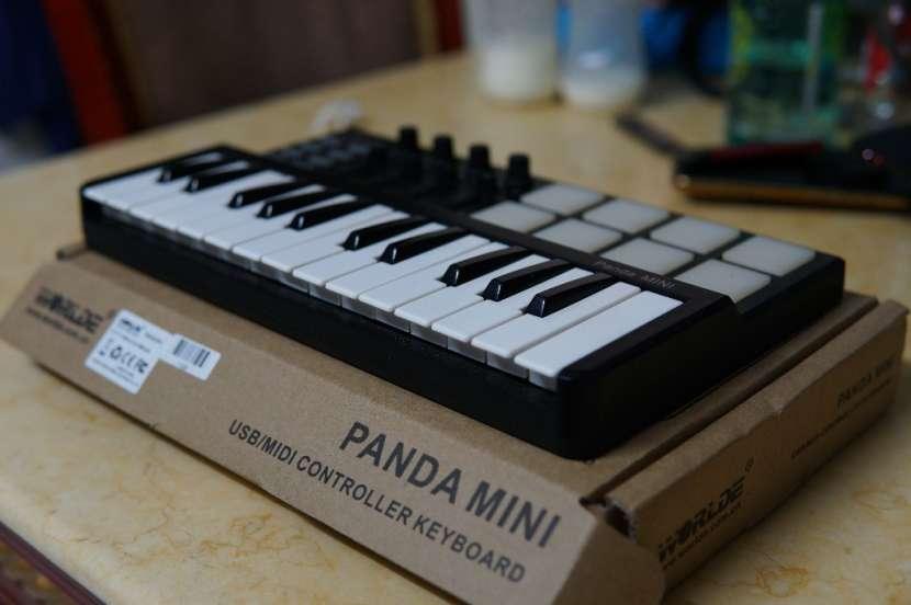 Controlador MIDI USB con pads - 2