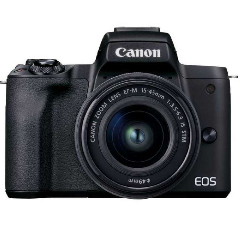 Cámara Canon Eos M50 MK II 15-45mm IS STM - 2
