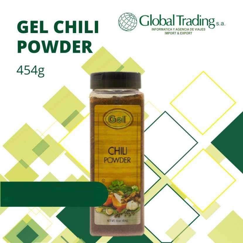 Gel Chili Powder 454 gramos - 0